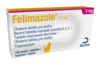 FELIMAZOLE 5 mg
