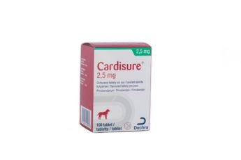 Cardisure 2,5 mg