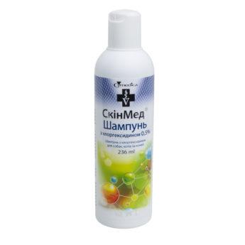 СкінМед шампунь з хлоргексидином 0,5%