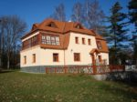 Administrativní budova po rekonstrukci - Školka