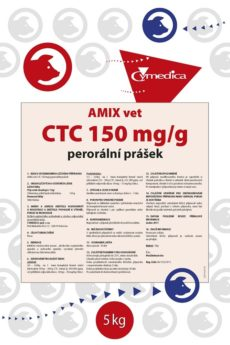 AMIX Vet CTC 150 mg/g oral powder