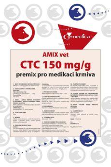 AMIX Vet CTC 150 mg/g premix