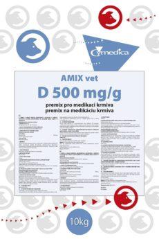 AMIX Vet D 500 mg/g premix
