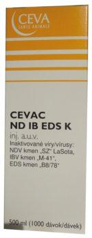CEVAC ND-IB-EDS K
