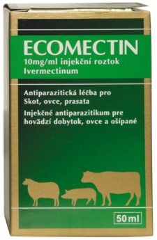 ECOMECTIN 10mg/ml