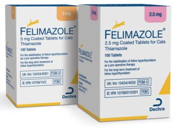 FELIMAZOLE 2,5 mg