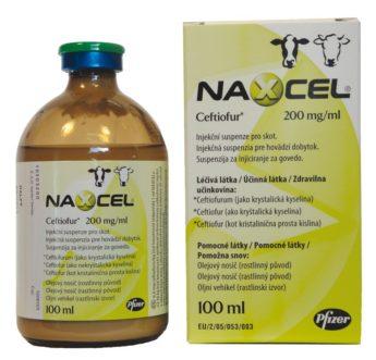 NAXCEL 200 mg/ml