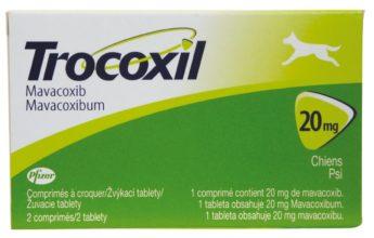 TROCOXIL 20mg