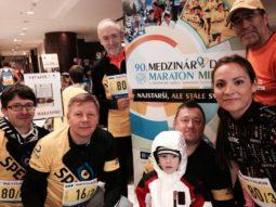 Košický maratón - SPECIFIC Team v akci