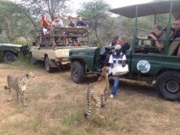 Expedice Cymedica - Afrika 2015