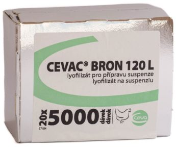 CEVAC BRON 120L