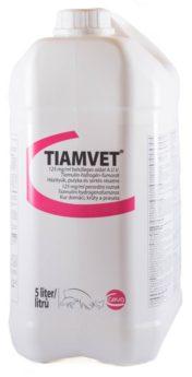 TIAMVET 125 mg/ml por. sol. ad us. vet.