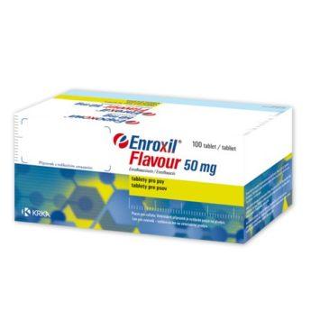 Enroxil Flavour 50 mg