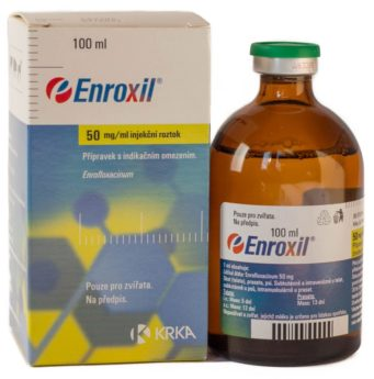 Enroxil 50 mg/ml