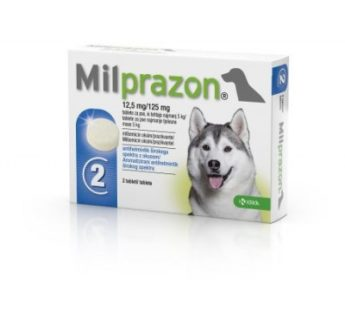 Milprazon 12,5/125 mg