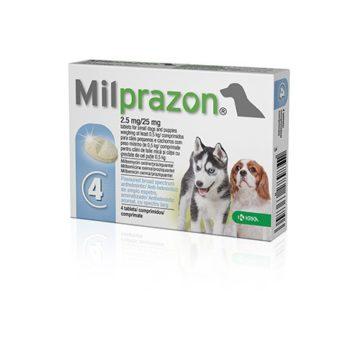 Milprazon 2,5/25 mg