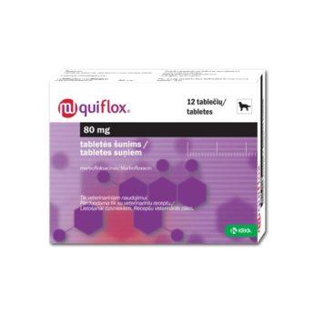 QUIFLOX 80 mg