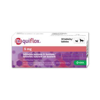 QUIFLOX 5 mg