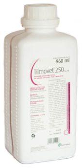 Tilmovet 250 mg/ml koncentrát pro perorální roztok