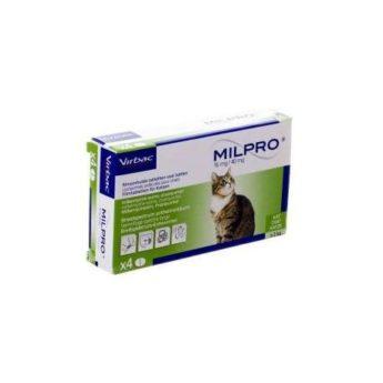 Milpro pro kočky 16/40 mg
