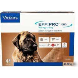Effipro Duo 402/120 mg