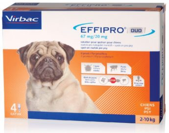 Effipro Duo 67/20 mg
