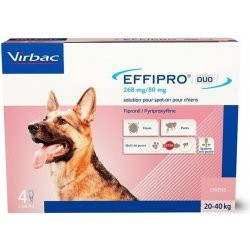 Effipro Duo 268/80 mg