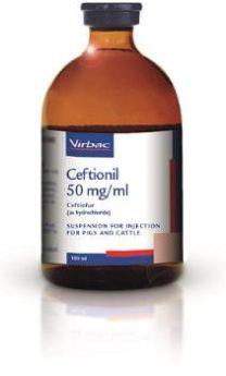 Ceftionil 50mg/ml