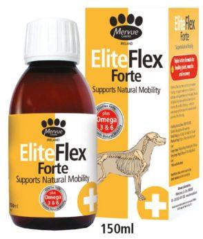 EliteFlex Forte - sirup pro psy