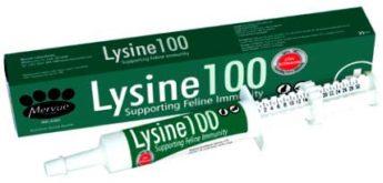 Lysine 100 - pasta pro kočky