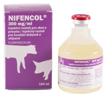 Nifencol 300 mg/ml