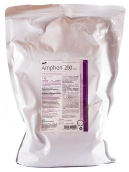Amphen 200 mg/g