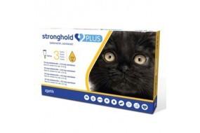 STRONGHOLD PLUS 15mg/2,5mg spot-on roztok pro kočky  ≤ 2,5 kg
