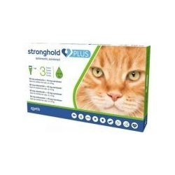 STRONGHOLD PLUS 60 mg/10 mg spot-on roztok pro kočky > 5–10 kg