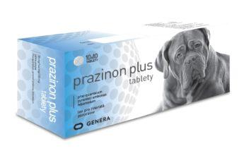 PRAZINON Plus tablety