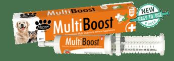 MultiBoost - pasta pro psy