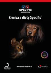 Handbook Specific TM klinických diet a krmiv