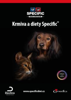 SPECIFIC® - Handbook klinických diet a krmiv