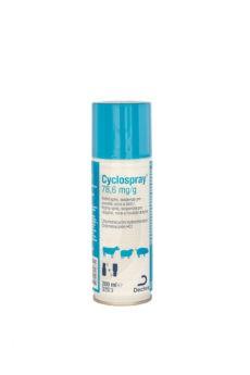 Cyclospray 78.6 mg/g
