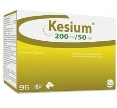 Kesium 200/50 mg