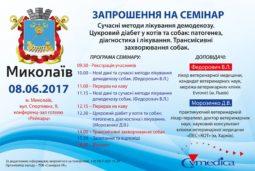 08.06.2017 - семінар у Миколаєві!