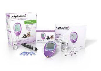 Ветеринарный глюкометр AlphaTRAK 2