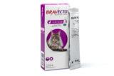 Бравекто® спот-он для котів 500 мг (6,25-12,5 кг)