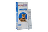 Бравекто® спот-он для котів 250 мг (2,8-6,25 кг)