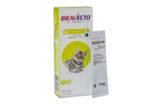 Бравекто® спот-он для котів 112,5 мг (1,2-2,8 кг)
