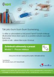 IDT E-learning - Zvládnutí salmonely u prasat