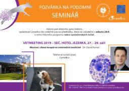 Vetmeeting 2019 - Seč, hotel Jezerka, 27.-29.9.2019