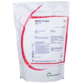 Pigfen 40 mg/g granule