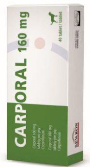 Carporal 160 mg