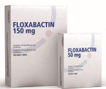 Floxabactin 50 mg